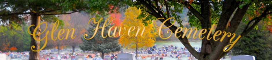 emotionheader - Glen Haven Memorial Gardens New Carlisle Ohio